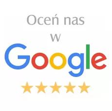 Oceń nas w google