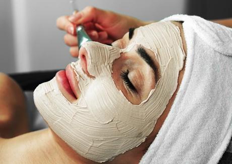 maska kremowa